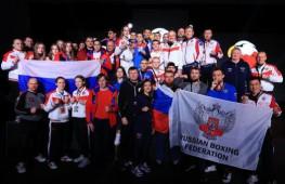 Российская сборная заняла второе место на юниорском чемпионате мира