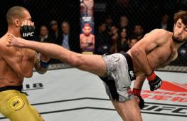 Чемпион UFC Волкановски назвал Забита Магомедшарипова одним из двух претендентов