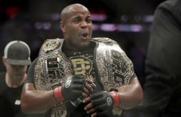 Кормье и Биспинг рассказали о неожиданных бонусах от UFC