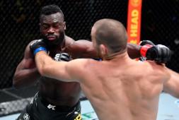 Медицинские отстранения участников турнира UFC on ESPN 28