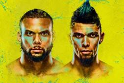 Расклады на основные бои UFC Vegas 38 и Bellator 267