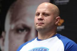 Федор Емельяненко о переговорах с UFC: Уайт разговаривал по-хамски