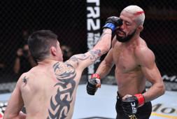 Дейвисон Фигейреду: Я выиграл все раунды в бою с Морено, реванш не оставит сомнений