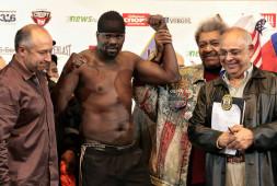 Кинг признан виновным в нарушении контракта на бой Лебедев-Джонс