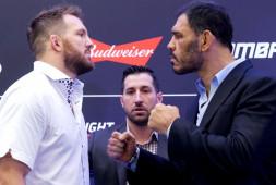 Видео: Взвешивание UFC Fight Night 100