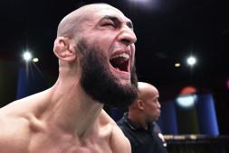 Хамзат Чимаев и Джинглианг Ли проведут бой на UFC 267