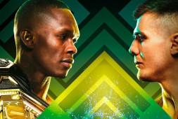 Медицинские отстранение участников турнира UFC 263