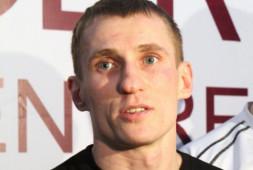 Тренировка Эдуарда Трояновского