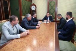 Вечер профессионального бокса в Ингушетии намечен на 9 декабря
