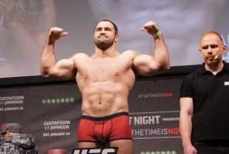 Константин Ерохин выбыл из шоу UFC в Шотландии