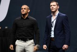 Бой Джозефа Даффи и Дастина Порье на UFC Fight Night 76 отменен