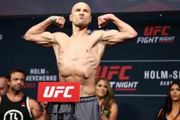 Александр Яковлев и Магомед Мустафаев выступят на шоу UFC Fight Night 99