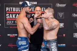 Bellator 203: Андрей Корешков нокаутировал Васо Бакочевича