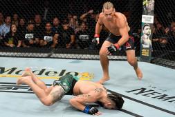 UFC Fight Night 155: Де Рандами и Файбер побеждают нокаутами