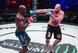 Тимоти Джонсон победил Чика Конго решением судей