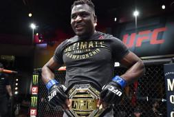Чемпион UFC Франсис Нганну намерен в будущем перейти в бокс