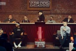 Пресс-конференция перед турниром кулачных боев Top Dog 7 в Москве 11 февраля