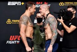 UFC Vegas 17 Херманссон-Веттори: Бой завершится досрочно