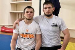 Брат Хабиба Умар Нурмагомедов не будет драться на одном шоу с Макгрегором