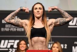 Меган Андерсон покинула UFC