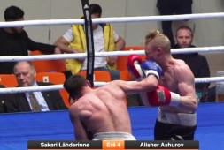 Результаты боксерского турнира в Тампере