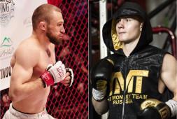 Бывший претендент на титул UFC Али Багаутинов бросил вызов боксеру Владимиру Мышеву