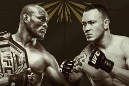 Усман и Ковингтон проведут реванш на UFC 268