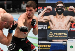 Мовсар Евлоев - жуткая история о весогонке, помощь от Хабиба, путь к золоту UFC (видео)