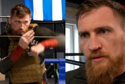 Буду бить сильно и обострять, — Дмитрий Кудряшов о бое с Русланом Файфером (видео)