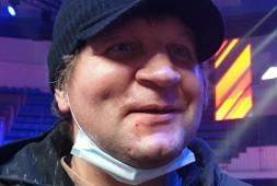 Александр Емельяненко появился на публике: Реванш с Исмаиловым, возвращение в бои (видео)