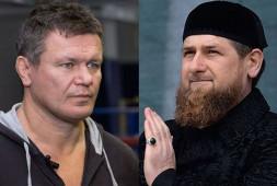 Олег Тактаров: «Я видел в каком болоте живет Кадыров»