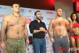 Кирилл Сидельников победил Багу Агаева