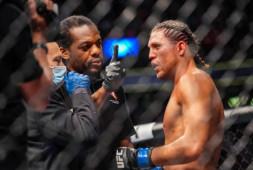Медицинские отстранения участников турнира UFC 266