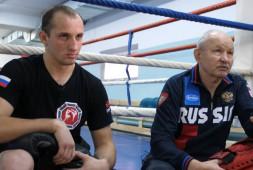 FIGHT OUT: Артур Караваев (видео)