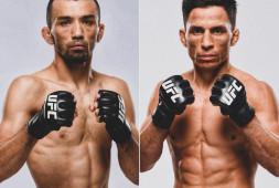 Официально: Аскар Аскаров - Джозеф Бенавидес на UFC 259