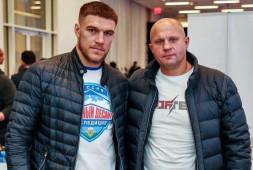 Федор Емельяненко: Немкову нет равных в турнире Bellator
