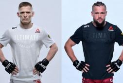 Сергей Хандожко и Николас Далби проведут бой на UFC Fight Night 190