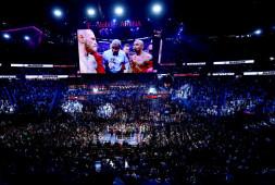 Согласно отчету Moody's, руководство UFC получило рекордный доход в 2017 году