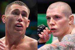 Даррен Тилл и Марвин Веттори возглавят турнир UFC 10 апреля