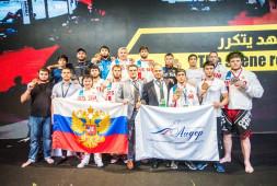 Российские бойцы выиграли чемпионат мира по ММА