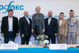 19 апреля в Москве презентовали первую в мире промоутерскую компанию по женскому боксу
