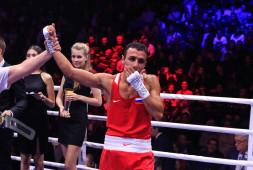 Российский боксер Габил Мамедов вышел в 1/8 финала европейского олимпийского отбора