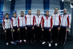 Комментарии Глеба Бакши, Андрея Замкового и Габила Мамедова перед европейской олимпийской квалификацией