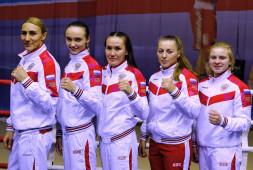 Объявлен состав женской сборной России по боксу на европейский олимпийский отбор