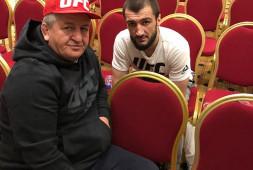 Абубакара Нурмагомедова отстранили на полгода, уволят из UFC в случае второго поражения
