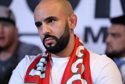 Оттман Азайтар скандально уволен из UFC