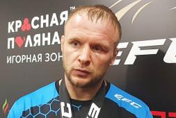 Александр Шлеменко: Думал, что Исмаилов проиграет решением