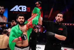 Чемпион АСА Довлетджан Ягшимурадов подписал контракт с Bellator