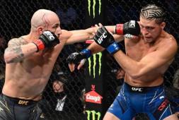 Результаты турнира UFC 266: Кровавое противостояние Алекса Волкановски с Брайаном Ортегой