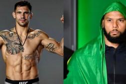 UFC планирует организовать бой Тиаго Сантоса с Александром Ракичем 6 марта